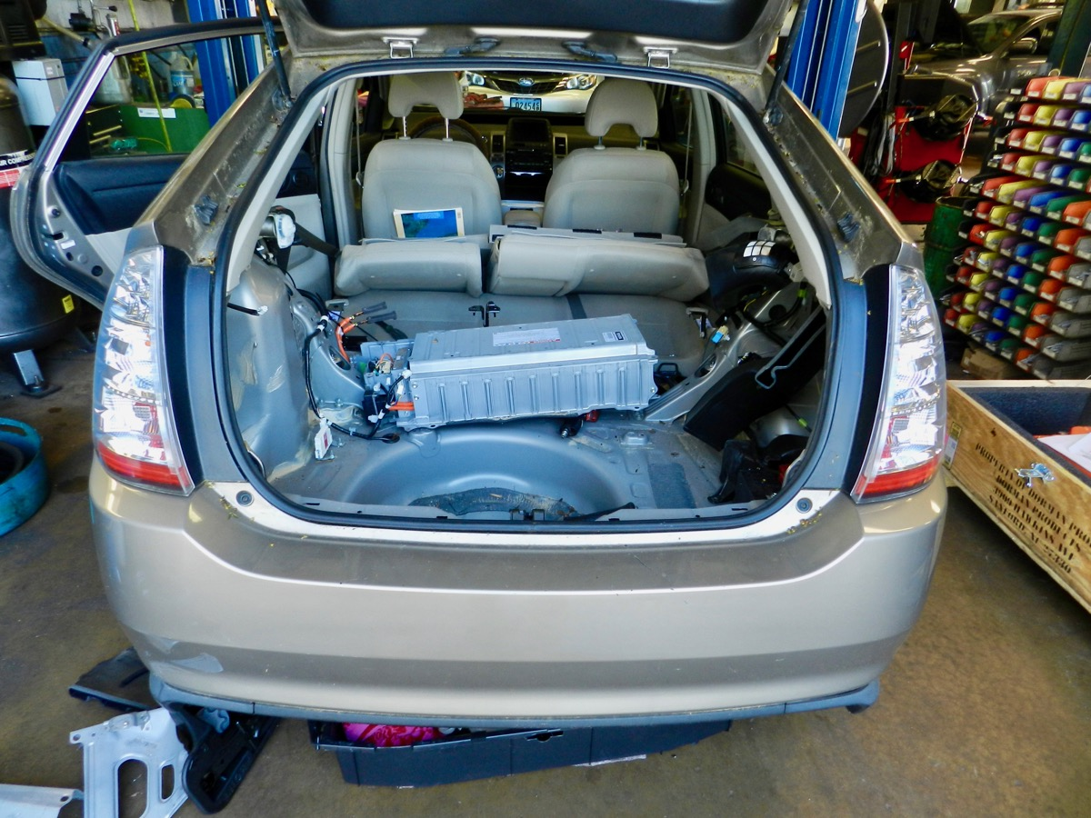 Prius Battery Replacement >> Toyota Prius Hybrid Battery Replacement Cowichan Auto