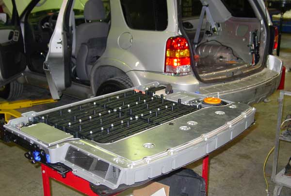 Ford Escape Hybrid Battery
